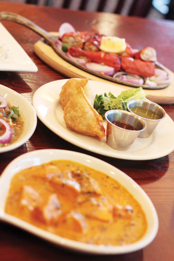 Jewel Of India (205 S. Barstow St., Eau Claire) – one the region's spiciest eateries.